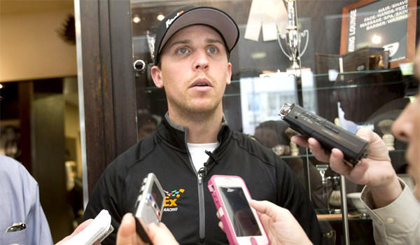 NASCAR driver Denny Hamlin has been cleared to resume racing this weekend when the Sprint Cup Series heads to Talladega Superspeedway, after recovering from an injury to his lower back at Fontana on March 24.