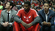 Now, the question becomes whether <strong>Kirk Hinrich</strong> can play in the Bulls' next game.