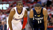 Chris Paul, Mike Conley