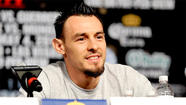 "LAS VEGAS — Robert Guerrero is from Gilroy, California's garlic capital of the world. His greatest fight stages have been in San Jose and Ontario. And his most compelling pre-fight publicity stop was on evangelist Pat Robertson's ""700 Club."""