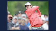CHARLOTTE, N.C. (AP) — For all the talk about the greens, Rory McIlroy's most important club was his driver Thursday in the Wells Fargo Championship.