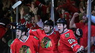 <strong>Blackhawks 2, Minnesota 1 (OT)</strong>