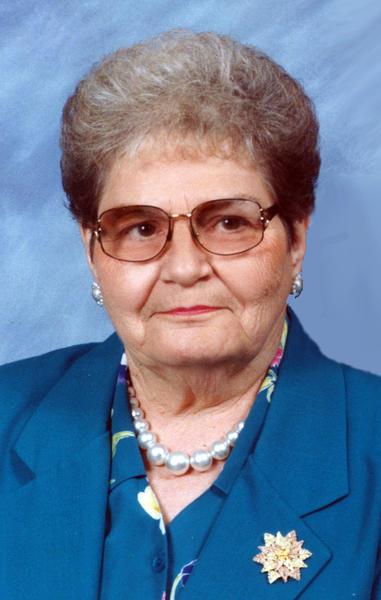 Martha VanderVorst