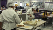 VIDEO: Imperial Valley students showcase culinary skills at competition