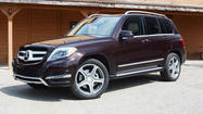 2013 Mercedes-Benz GLK250 Bluetec 4Matic Diesel: First drive