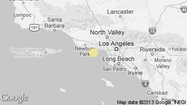 A shallow magnitude 3.2 earthquake was reported Thursday evening a mile from Malibu, according to the U.S. Geological Survey. The temblor occurred at 10:57 p.m. Pacific time at a depth of 7.5 miles.