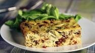 Restaurant recipes: Salad and frittata from Gayle's in Capitola