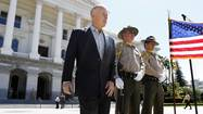 SACRAMENTO — Gov. Jerry Brown's office late Thursday produced a court-ordered plan to reduce prison crowding that includes the early release of thousands of inmates and the relocation of some prisoners to private lockups or state fire camps, among other measures.