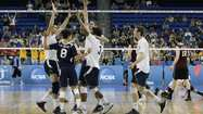 LOS ANGELES — Loyola of Chicago was the first first-time participant in the four-team NCAA men's volleyball championship since UC Irvine had that distinction in 2006.