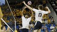 Photo Gallery: UCI-Loyola Men's Volleyball