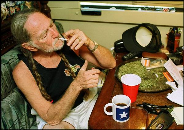 Texas has had dramatic growth in jobs, perhaps because Texans, such as Willie Nelson, disdain drugs. Pennsylvania's lack of job growth, suggests Gov. Corbett, is because nobody can pass a drug test.