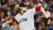 Fresh off one of his best games of the season Wednesday, Clay Buchholz found himself responding with little more than amusement to charges by members of the Blue Jays' broadcast team that he was doctoring the baseball.