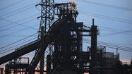 A new marine terminal could bring 9,000 jobs to the Sparrows Point peninsula, Baltimore County Executive Kevin Kamenetz said Friday as he laid out the county's vision for remaking the land around its closed steel mill.