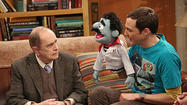 "Bob Newhart brought his deadpan brilliance to ""The Big Bang Theory,"" and wonderful things happened Thursday night."