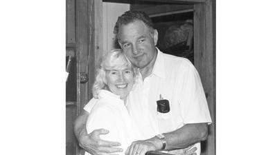 Ruth and Mark Paddock