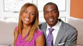 Power couple Monte, Patrice Sanders strong in love