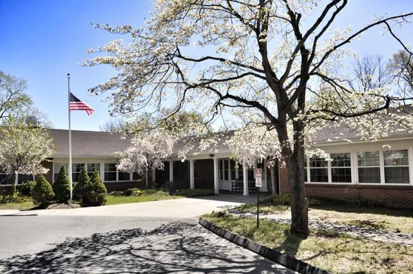 The nursing home at 60 West St. in Rocky Hill has begun admitting patients.