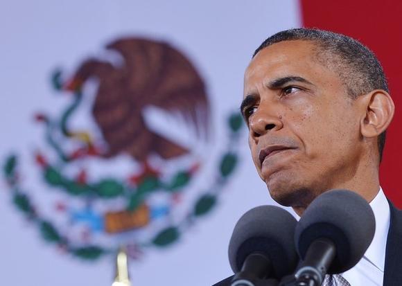 Obama in Mexico
