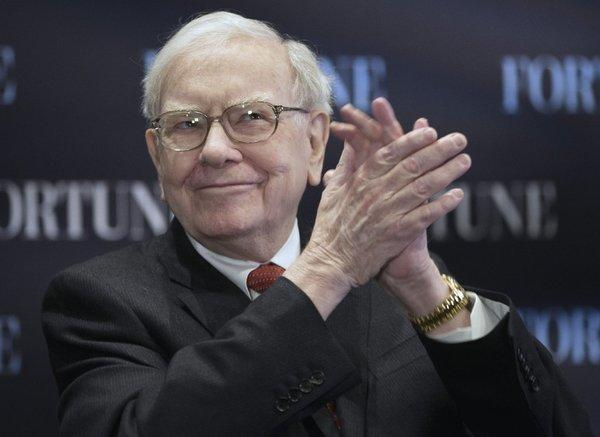Warren Buffett joined Twitter on Thursday and added followers at a rate of about 1,000 per minute.