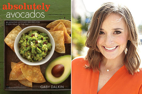"Food blogger and recipe developer Gaby Dalkin turned her obsession into a new cookbook, ""Absolutely Avocado."""