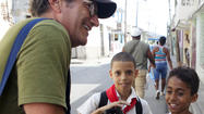 World-renowned photographer Daniel Borris teams together with Gear for Goals (G4G) to bring joy of baseball to Cuba's children.