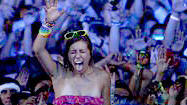 Concert and ticketing giant Live Nation Entertainment Inc. is nearing a deal to acquire a stake in the events company that puts on the Electric Daisy Carnival dance music festival, a person with knowledge of the matter confirmed.