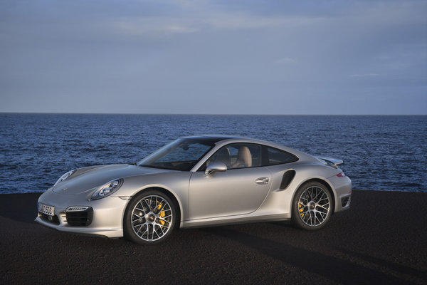 Porsche Unveils 2014 911 Turbo And Turbo S Models Latimes