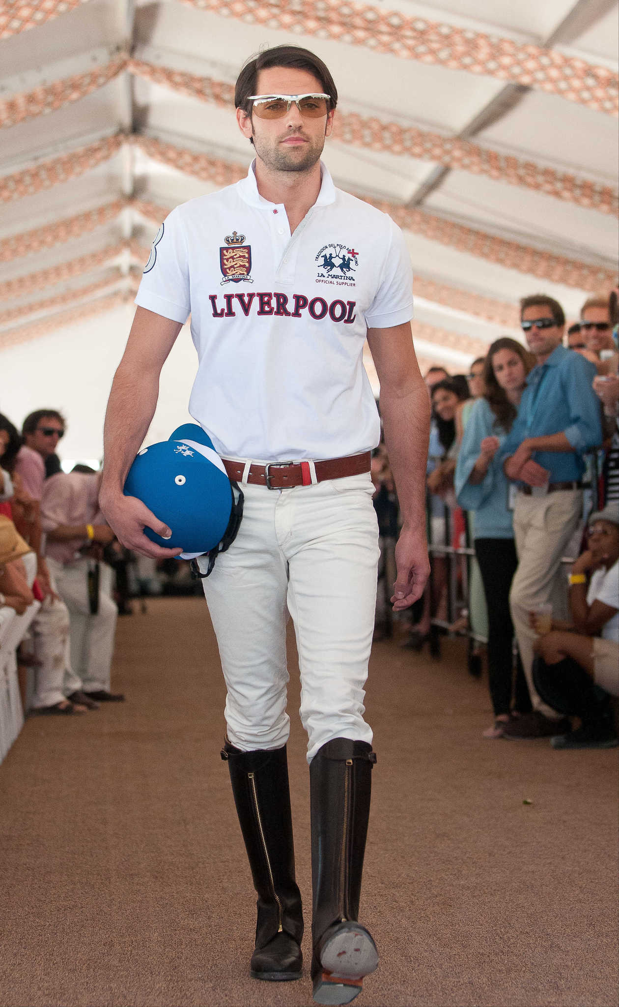Miami Beach Polo - La Martina Fashion Show