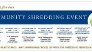 Hinsdale Bank & Trust will be hosting their Annual Spring Shredding Events during the month of May at each of its 6 locations. To participate, stop by either bank any day before the event to receive your FREE Shredding Coupon which is valid for up to three boxes of paper. Then, take your coupon and boxes to the shredding event to get your personal documents shredded for FREE.
