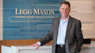 Legg Mason Inc.'s compensation committee awarded CEO Joseph A. Sullivan options to purchase a half million shares of the company stock at $31.46 per share, the Baltimore-based money manager announced in a regulatory filing.