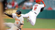 Baltimore Orioles at Los Angeles Angels