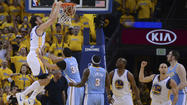 Denver Nuggets at Golden State Warriors