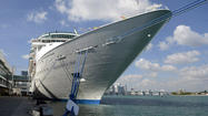 Royal Caribbean's Grandeur of the Seas cruise ship returned to the Port of Baltimore Friday after undergoing a $48 million renovation.