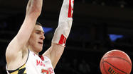 Departing Maryland center Alex Len underwent surgery for a partial stress fracture in his left ankle that was diagnosed after he declared for the NBA draft, according to his agent.