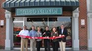 Ribbon Cutting at Taco Nano in Northfield