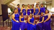 "Zeta Phi Beta Sorority Inc. —<a href=""http://www.zphibtdz.org"">Tau Delta Zeta Chapter</a> celebrated 10 years of service in Northern Prince George's County at a gala April 20 at Martin's Crosswinds in Greenbelt. Chartered on April 10, 2003 in Laurel, the chapter began with 11 business women and now boasts nearly 60 members."
