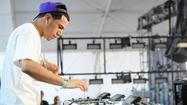 Abraham Orellana, the hip-hop music producer who goes by the name AraabMUZIK, has been shot and is in the hospital, his publicist says in a statement.