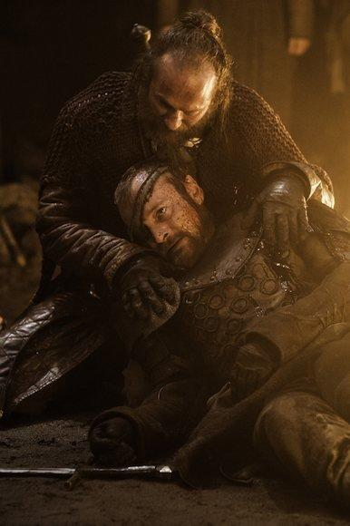 'Game of Thrones' Season 3: Thoros of Myr and Beric Dondarrion