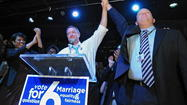 O'Malley ends domestic partner benefits