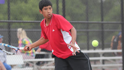 Regional Tennis Results and State Qualifiers