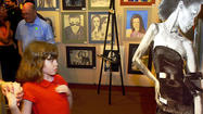 <strong>1. Older students' art goes on display</strong>