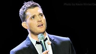 Michael Buble bringing fall tour to BB&T Center