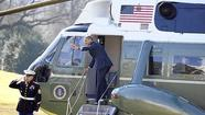The U.S. Navy on Friday finalized its rules for the rebooted competition to replace the president's aging fleet of Marine One helicopters.