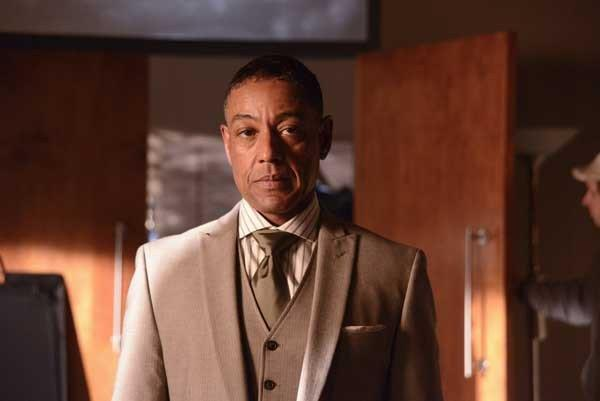 "Giancarlo Esposito in ""Revolution"" on NBC"