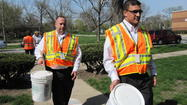 As much of Downers Grove returns to normal after last month's floods, focus turns to the arduous process of applying for federal funding to help residents recover.