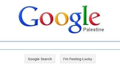 Google gives a virtual nod to 'Palestine'