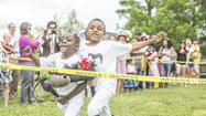Photo Gallery: Kid'tucky derby at Jennie Rogers Elementary School 050313