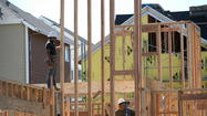 Homebuilders gain from shortage of existing inventory