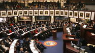TALLAHASSEE – The Florida Legislature ended its 2013 session Friday by passing an elections do-over and the largest budget in state history, but without delivering tax subsidies to the Miami Dolphins, Orlando soccer boosters and a cadre of other sports teams.