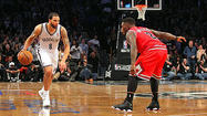 <strong>Deron Williams vs. Nate Robinson</strong>